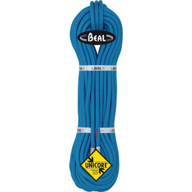 Beal Wall Master 6 Unicore Rope 10,5mm x 40m, blå